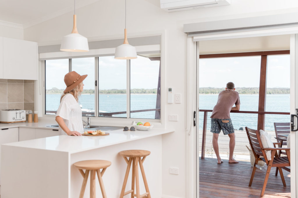 Salt has fantastic new apartments within meters of the Macleay River