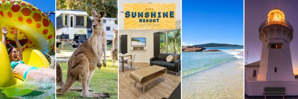 The Big 4 Sunshine resort